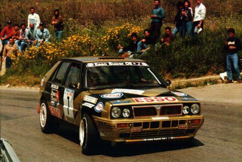 Rally Targa Florio