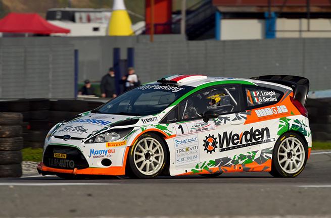 Piero Longhi Rally Circuit